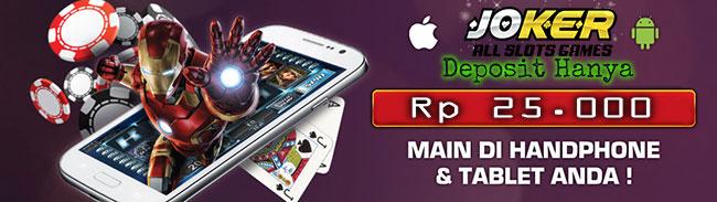Slot online deposit 25000